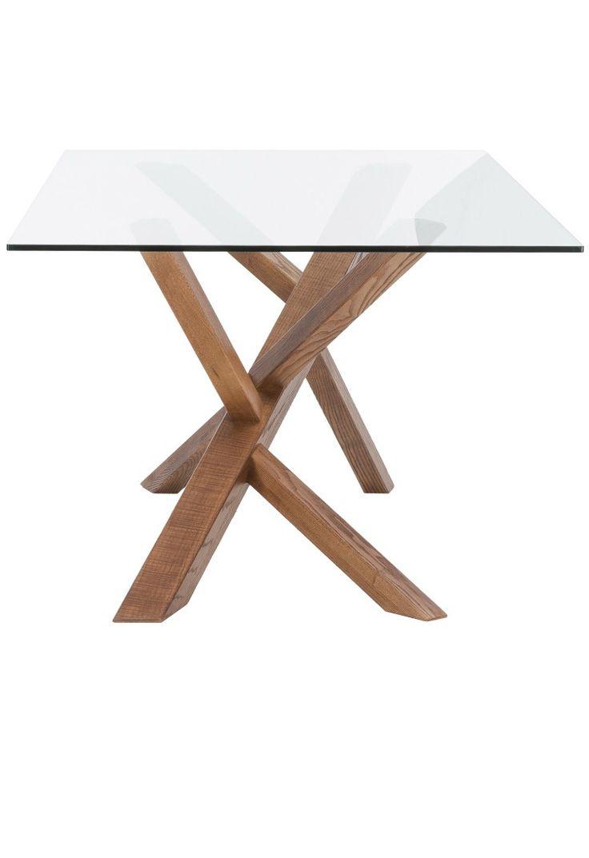 ber ideen zu esstisch nussbaum auf pinterest. Black Bedroom Furniture Sets. Home Design Ideas