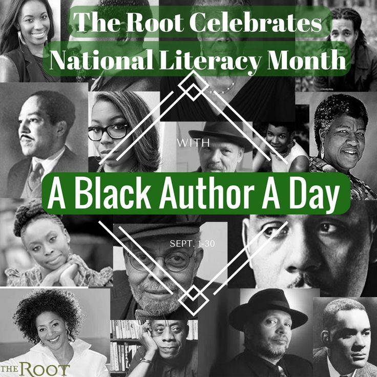 <strong><em>The Root </em></strong>celebrated National Literacy Month with a wide array of black authors worth reading.