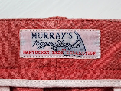 The Daily Prep: Nantucket Reds from Murrays Toggery Shop