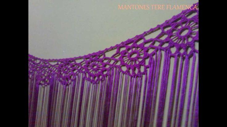 Mantones tere flamenca (flecos mantones flamenca) facebook