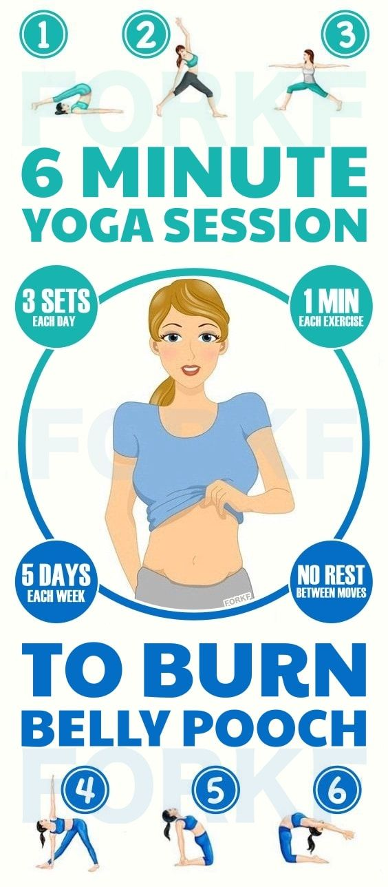 This quick yoga session will improve sleep, release back pain, detoxify the body and burn belly pooch to finally reveal your six pack abs.
