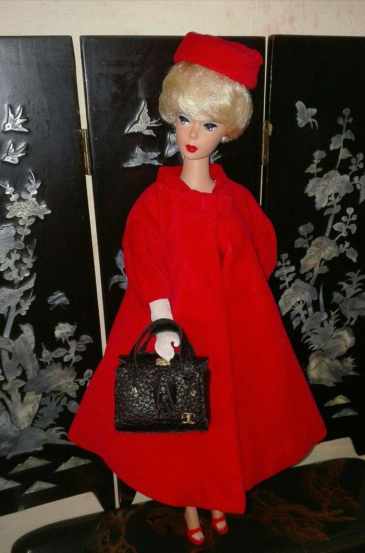 Mini bolso, bag for Barbie, Silkstone, Royal fashion..., hand made