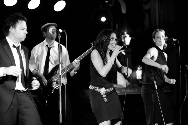 Melbourne Hit Parade are an amazing all-live band with some of the best players in Melbourne. A sleek and sophisticated act, priding themselves on presentation, performance, great musicianship and professionalism.