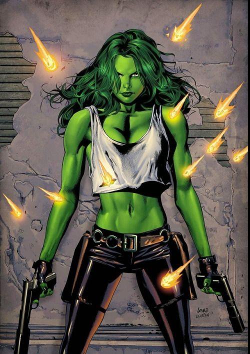 She-Hulk #26 - Greg Land