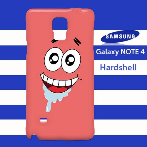 Patrick Star Face Samsung Galaxy Note 4