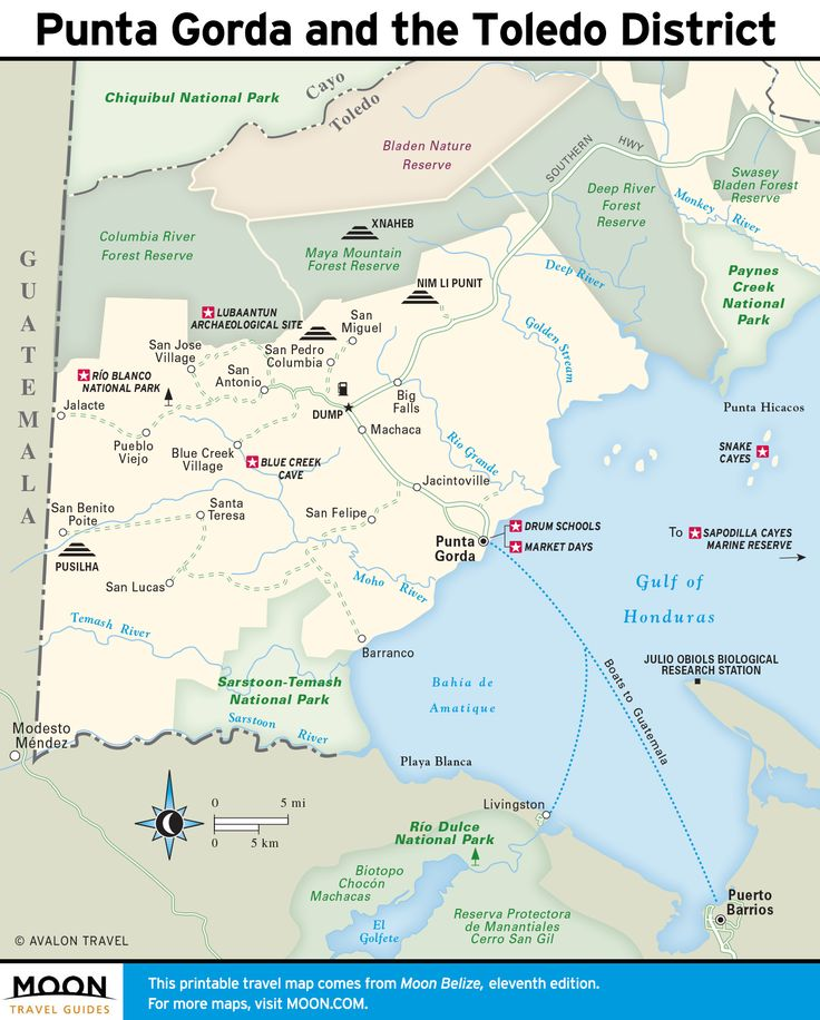 14 best belize images on pinterest central america belize city printable travel maps of belize gumiabroncs Image collections