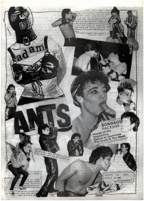 Early Adam & The Ants College
