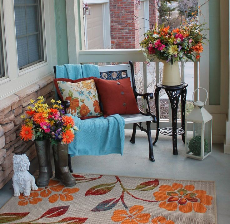 Southern Seazons: Spring decor past