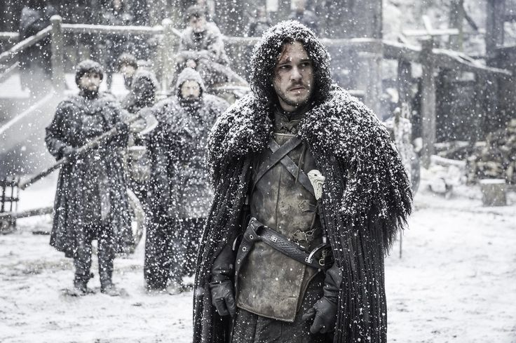 Who is Jon Snow's parents, thus is a damn good therory, I hope some of it is true and we se Dannyand Jon together in the future..