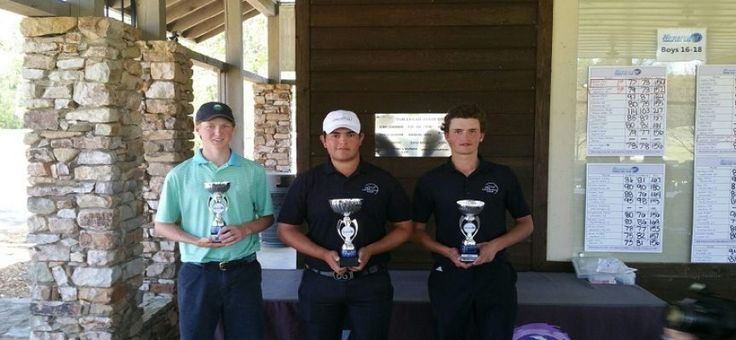 Hurricane Junior Golf Tournament at Furman University in Greenville, SC.