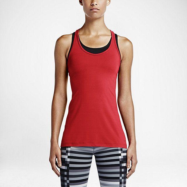Nike Get Fit Women's Training Tank Top.