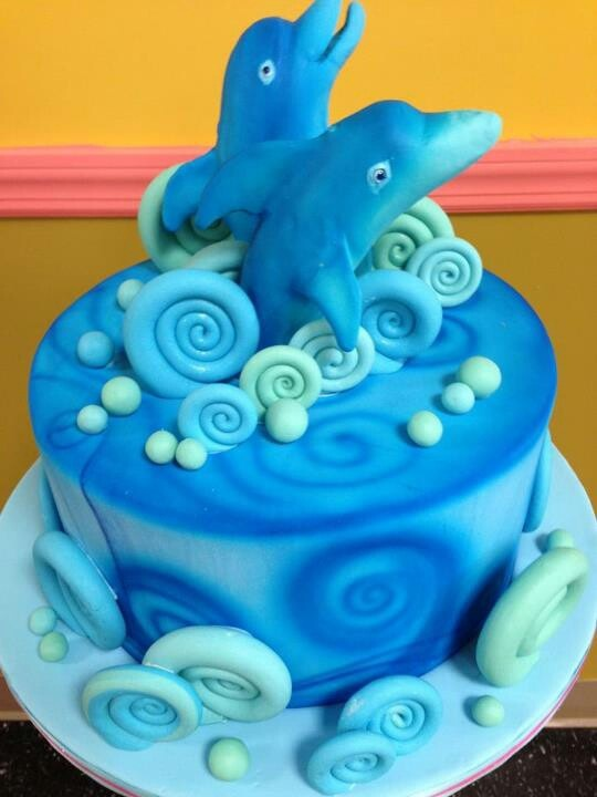 226 best images about Party Ideas - Under the Sea/Dolphin ...