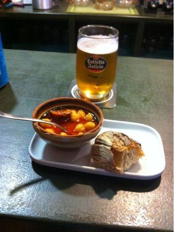De tapas por Coruña (gratis)