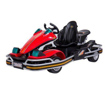 Blazin Wheels Go Kart Battery Powered Riding Toy - DMD288R