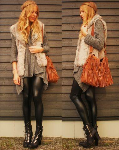 Bohemian style #boho #fashion #style #outfit #look
