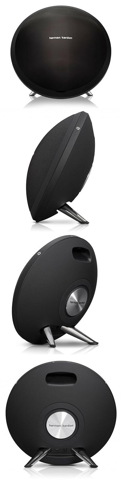 Harman Kardon Onyx Studio Wireless Bluetooth Speaker in Black