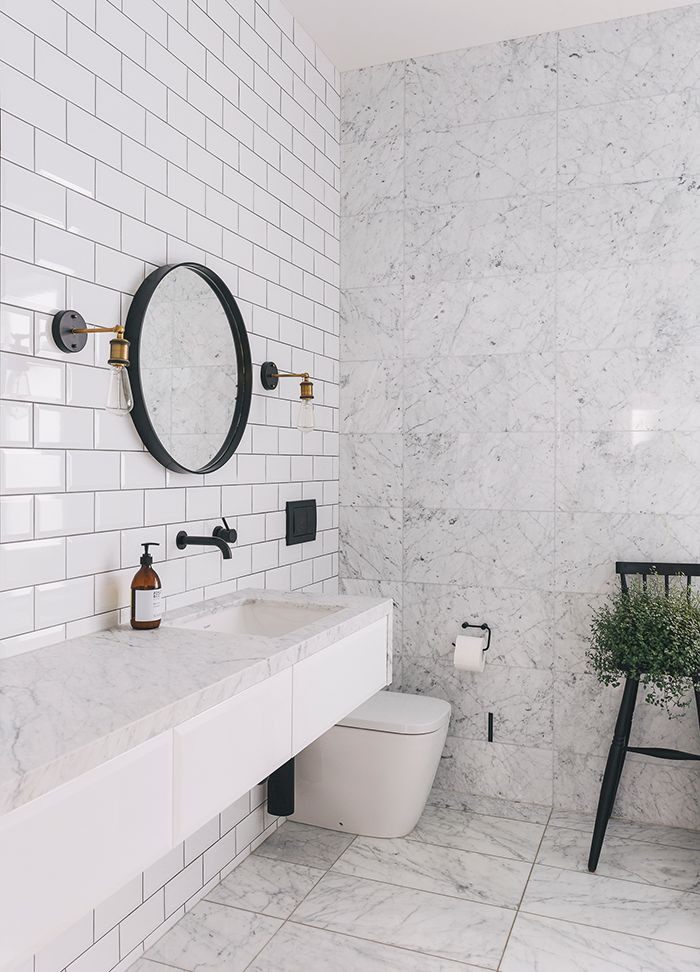 Light and lovely bathroom found on NZ Design Blog and featured in Homestyle Magazine.