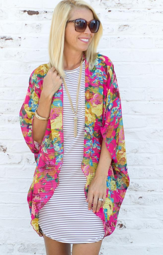 Best 25  Floral kimono outfit ideas on Pinterest | Kimono outfit ...