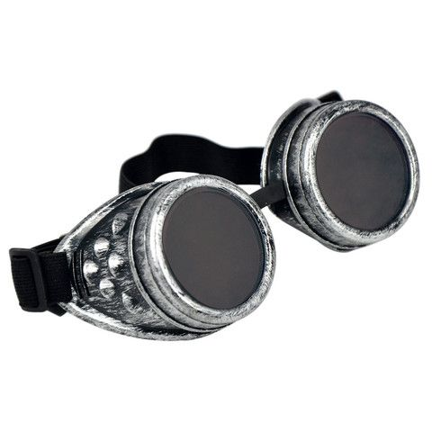 Steampunk Cosplay Goggles - Rebel Style Shop These stainless steel goggles are perfect for your steampunk outfits. Patterned after the welding goggles during the industrial age, these will surely make you gothic and vintage looks more authentic.