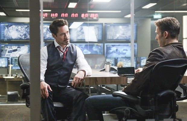 "Marvel's ""Captain America: Civil War"""