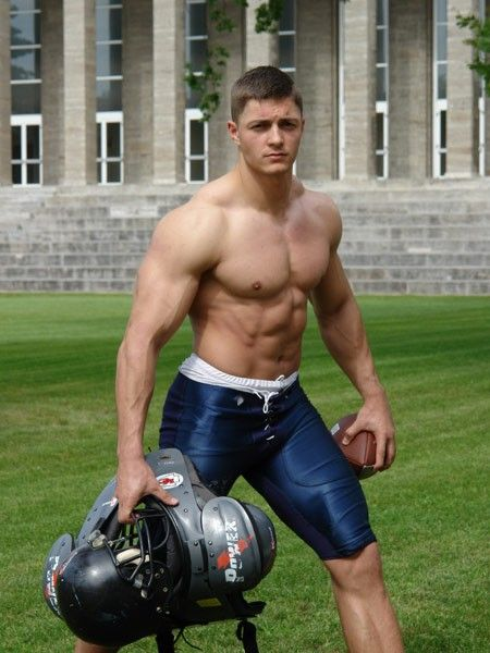 Hot football muscle men gay xxx some boys