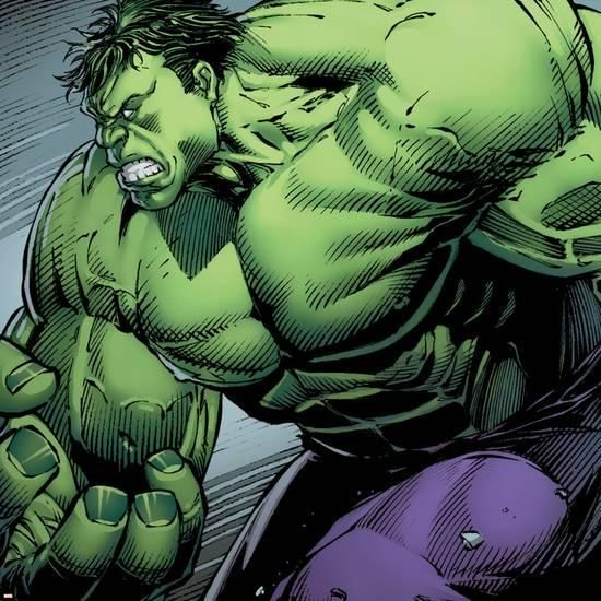 Avengers Assemble Style Guide: Hulk Poster at AllPosters.com