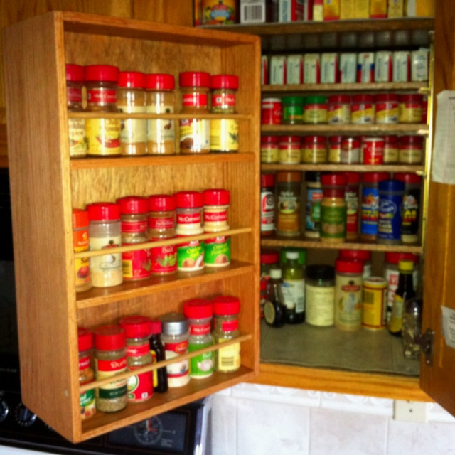 Hand Made Spice Rack Housing Ideas Pinterest Spice