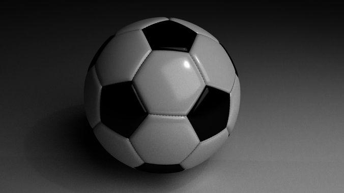 Soccer Ball | 3D Model