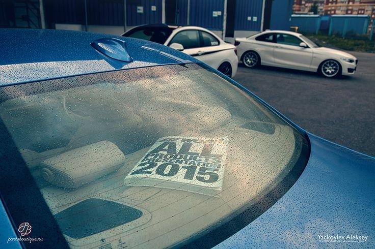 Диски WORK BMW 2