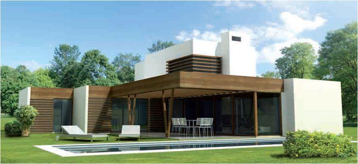 M s de 1000 ideas sobre viviendas prefabricadas precios en - Viviendas modulares diseno ...