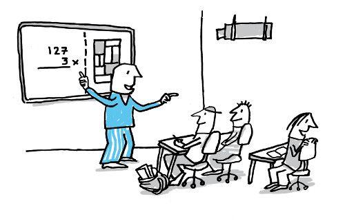 Onderwijzer basisonderwijs