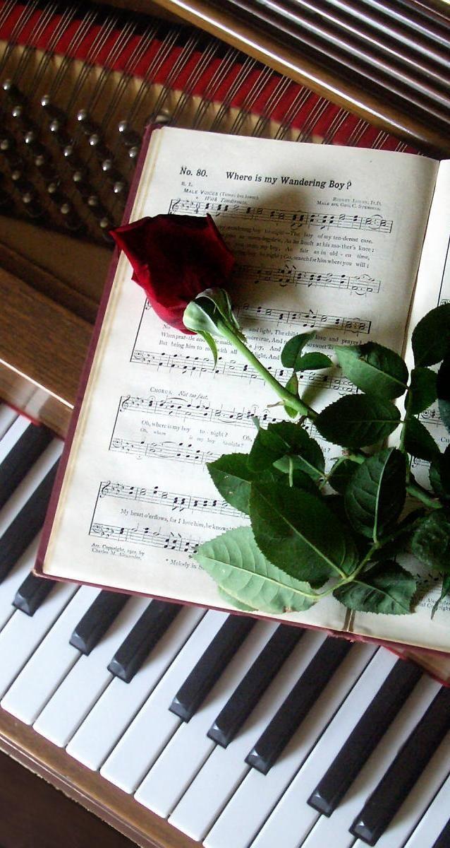 Música y amor, eso es todo
