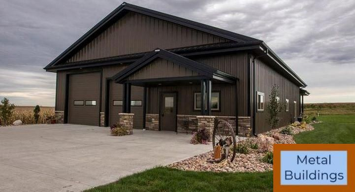 10 And 000 Square Foot Sq Ft Steel Metal Building And Metal
