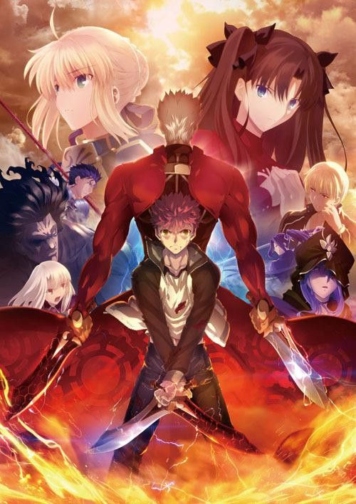 Fate/Stay Night Unlimited Blade Works has sadly ended :( but god damn was it good. The story, the characters (though i would have liked to know more about them) and of course the animation it's ufotable i mean come on, fanboying aside :) if you haven't watched this series i highly recommend it. If you're into high speed action and drama with a little bit of romance here and there then this is for you.