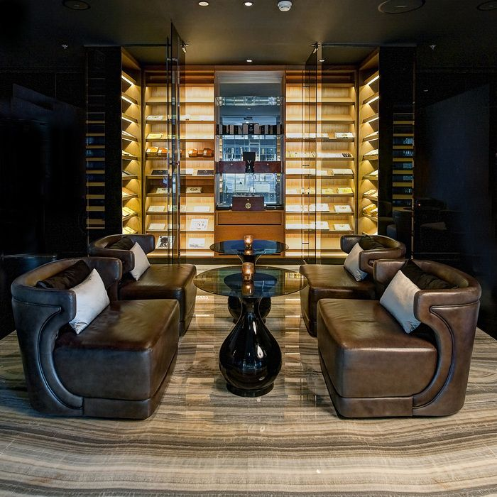 how to build a smoking room
