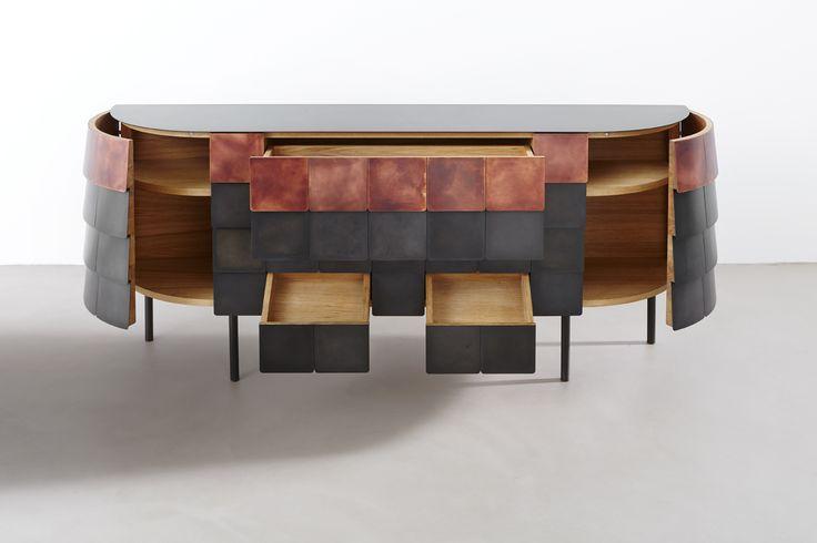 DE CASTELLI Mod. Yoroi Design: Alessandro Masturzo