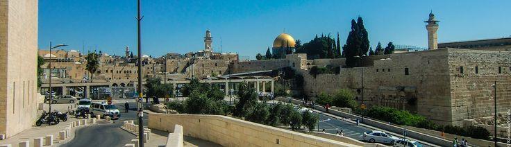С Иерусалимом у меня довольно странная история. Вроде бы и много времени с поездки прошло, более пяти лет, но вот именно Иерусалим я практически не помню. Я помню…