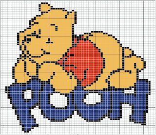 Learning & Loving Crochet: January 2009 graphs