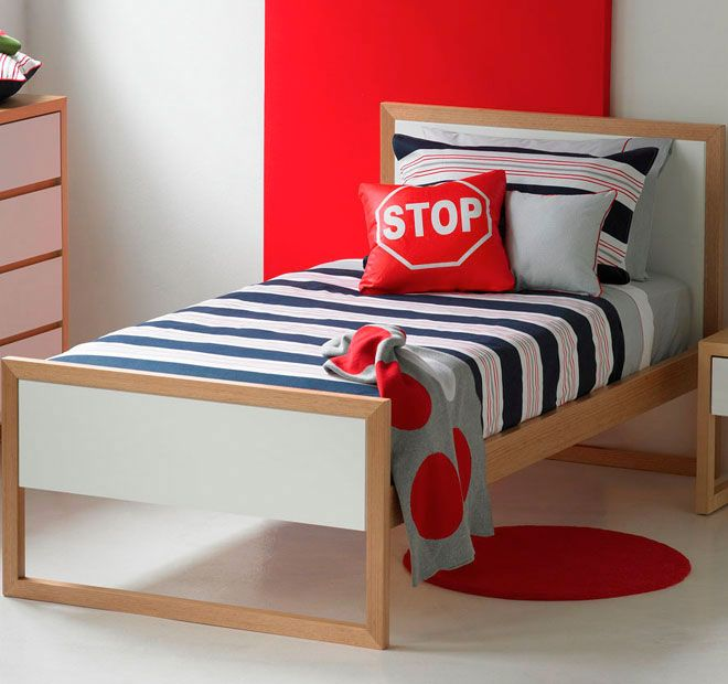 Lilly and Lolly Nautical Stripe Quilt Cover Range