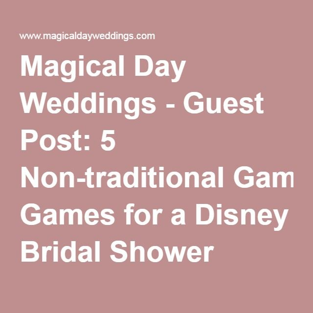 17 best ideas about disney bridal showers on pinterest