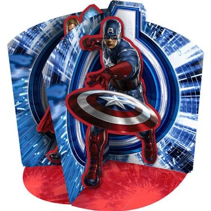 The Avengers Centerpiece!