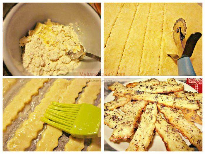 Печенье на скорую руку: лучшие рецепты! Приготовить их быстрее, чем заварится чай! Забирайте эти рецепты и готовьте с удовольствием!
