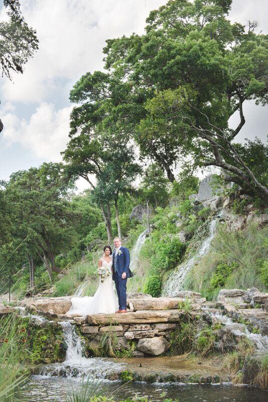 Wedding Venues in San Antonio - Texas Hill Country Wedding Venue - Canyon Lake Wedding Venue - a Walters Wedding Estates venue