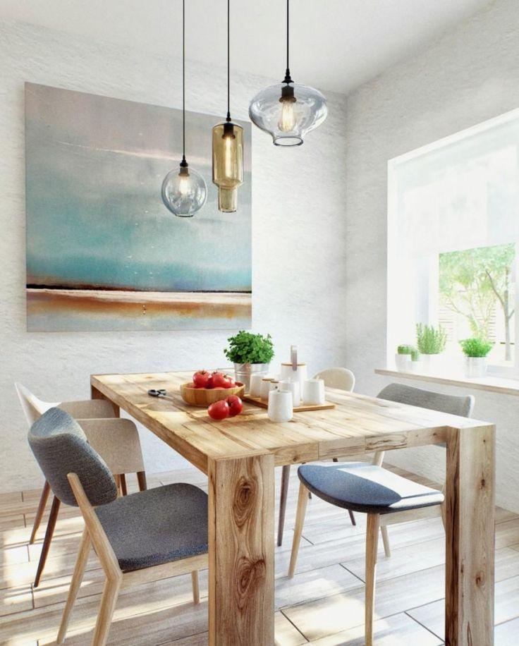 Salle à manger moderne – 6 tendances 2015/16 à essayer