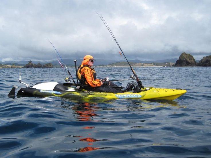 Ocean kayak - for a thrilling experience  http://www.vikingkayaks.co.nz/