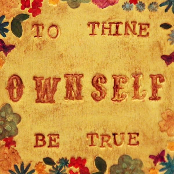 """Shakespeare Quotes On Truth: 17 Best Images About """"To Thine Own Self Be True"""" On"""