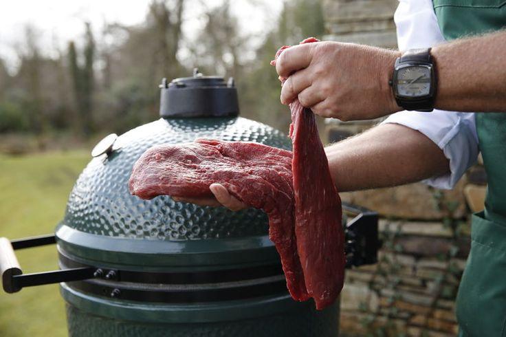 Big Green Egg | Three Irish beef recipes