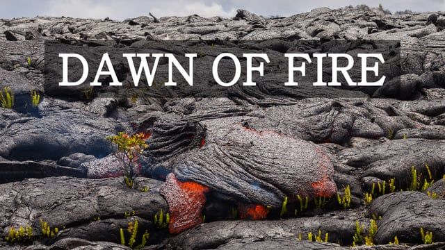 Sunrise on Hawaii's Kilauea volcano reveals new growth struggling to survive in an otherworldly landscape. Twenty years ago this rainforest was destroyed - but the rains continue. In a thousand years the forest will return after destruction sows space for new life. See the companion night timelapse film 'River of Fire': https://vimeo.com/175328700  License clips from Story & Heart: https://www.storyandheart.com/stories/1529/ How do I shoot timelapse? Here's the guide:  http://discoverore...
