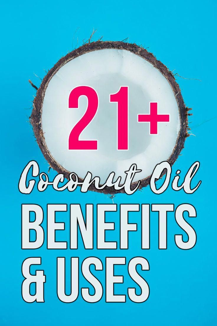 Coconut Oil uses and benefits for hair, face, skin, health and much