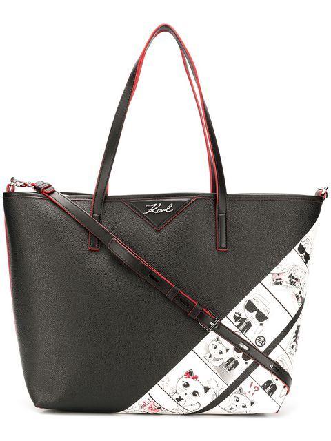 Achetez Karl Lagerfeld K Tokyo Shopper Tote Bag Sac A Main Sac Sac Karl Lagerfeld